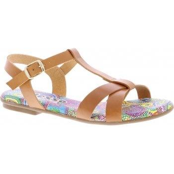 Adesso Cleo Tan (A7) A5378 Womens Sandal
