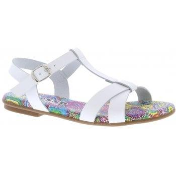 Adesso Cleo White (B14) A5380 Womens Sandal
