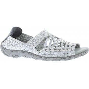 Adesso Gracie Pearl / Silver (A5) A4891 Womens Sandal
