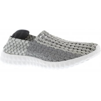 Adesso Kelly Marble Fuzz (B20) A4822 Womens Trainers