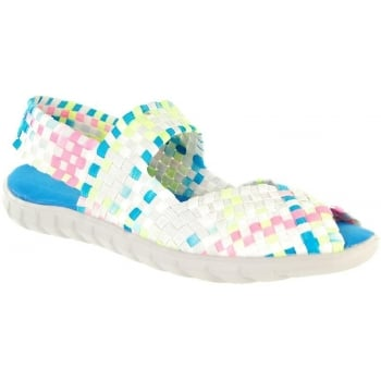 Adesso Nori Iced Fruits (SC2) A4333 Womens Slip-Ons Shoes