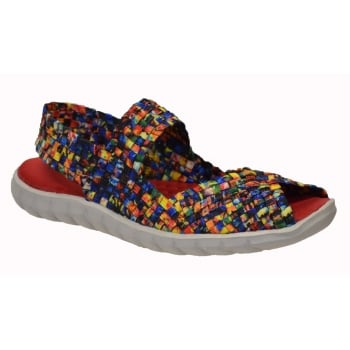 Adesso Nori Sunset (N92) A4335 Womens Slip-Ons Shoes