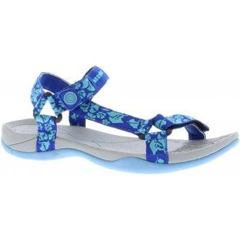 Adesso Tilly Blue / Lt Blue (E5) A4908 Womens Sandals
