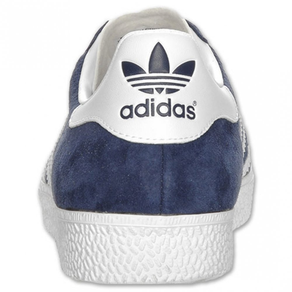 ... Adidas Gazelle 2 Suede Navy / White (Z2) 034581 Mens Trainers ...