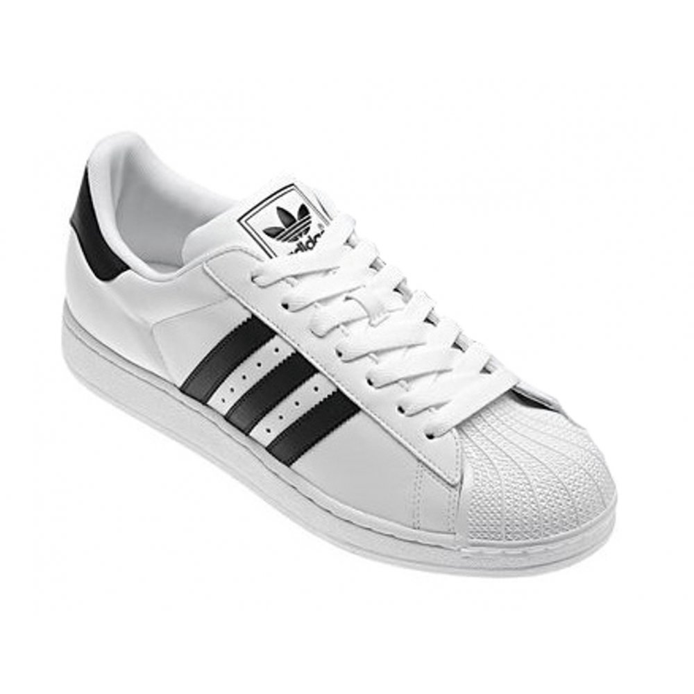 Adidas Adidas Superstar 2 White Black (SC B2) Mens