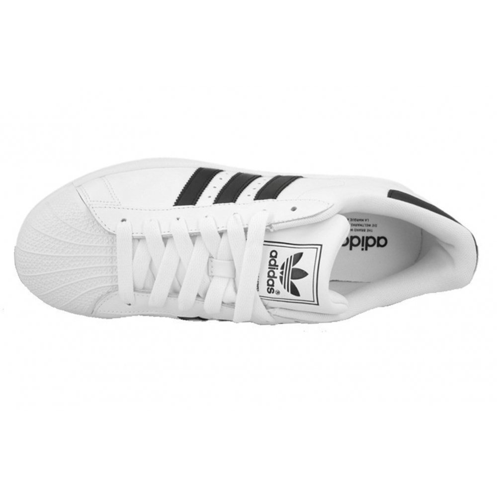 adidas adidas superstar 2 white black z26 g17068 mens trainers adidas from pure brands uk uk. Black Bedroom Furniture Sets. Home Design Ideas