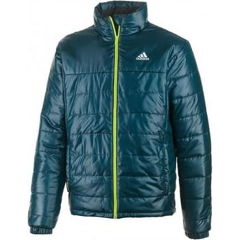 Adidas BC Winter Warm Padded Midnight Quilted Mens Jacket