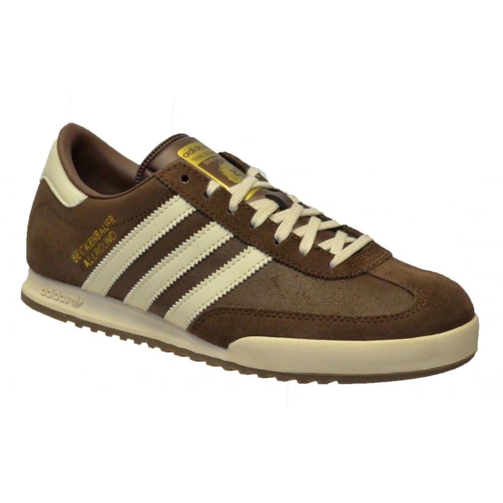 Adidas Adidas Beckenbauer Brown (Z29) G96460 Mens Trainers - Adidas ... cda3e5aa5