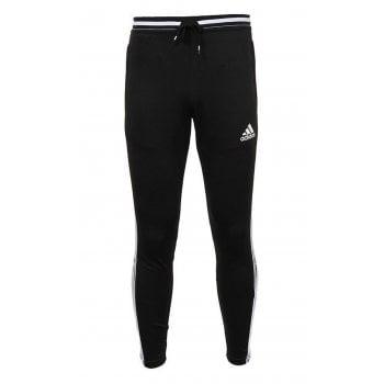 Adidas Condivo 16 Mens Slim Fit (Z9) Black / White (AX6087) Track-Bottom