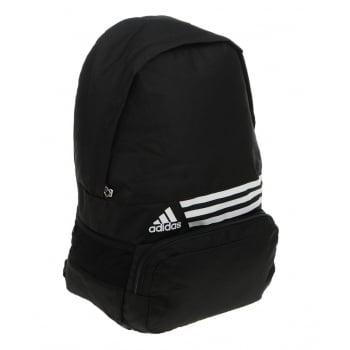 Adidas DER BP M 3S Black / White (A51) G74344 School Backpack / Rucksack