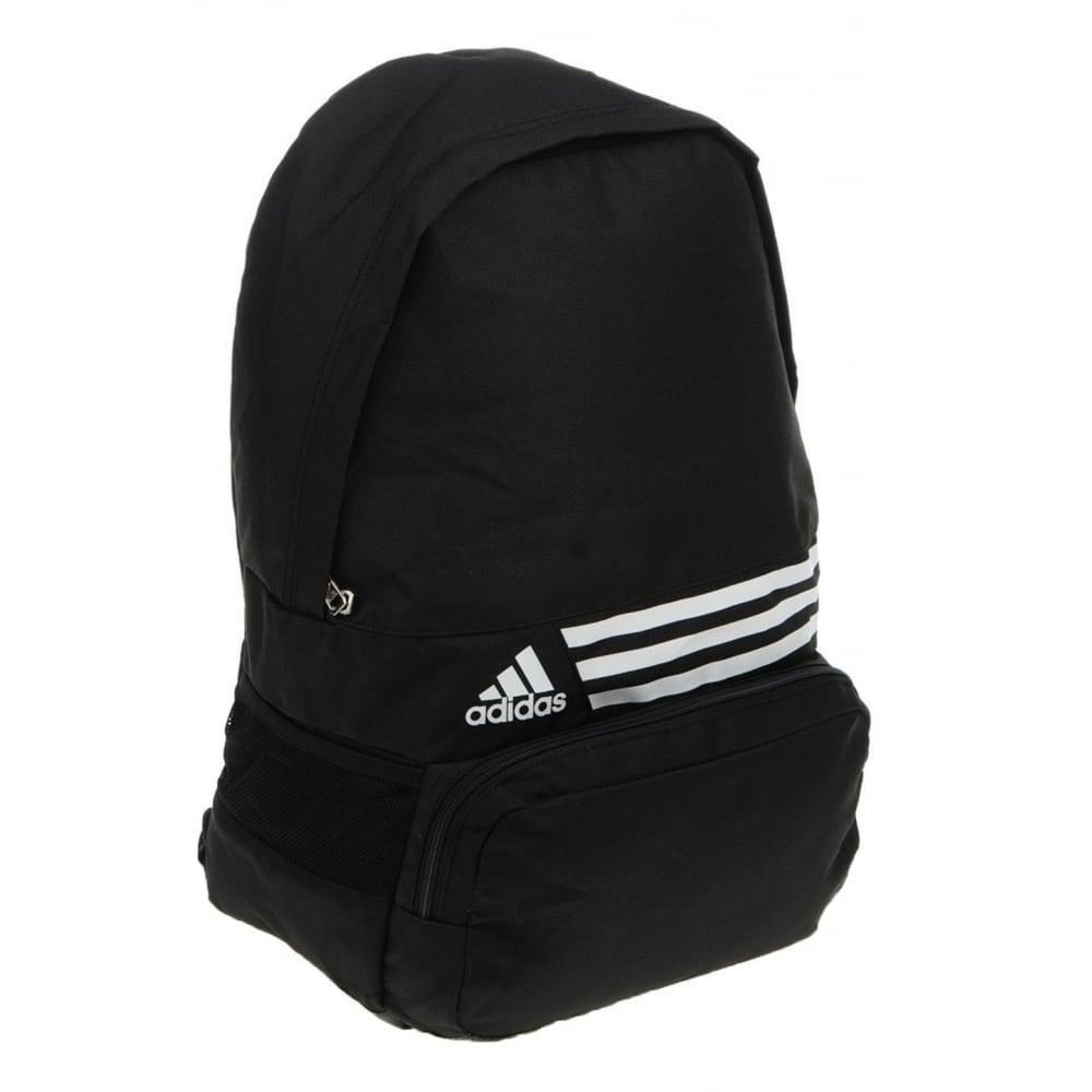 f22f8b2f4ff8 Adidas Adidas DER BP M 3S Black   White (A51) G74344 School Backpack ...