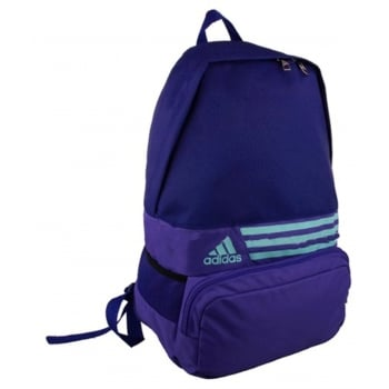Adidas DER BP M 3S Purple (Z000) M66609 School Backpack / Rucksack