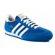 Adidas Dragon Royal / White (Z113) G50922 Mens Trainers