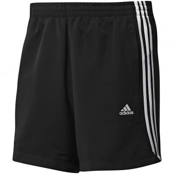 Adidas Essentials Chelsea 3-Stripes Black / White (SC-A4) X20189 Mens Shorts
