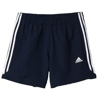 Adidas Essentials Chelsea 3-Stripes Navy / White (A23) S17885 Mens Shorts
