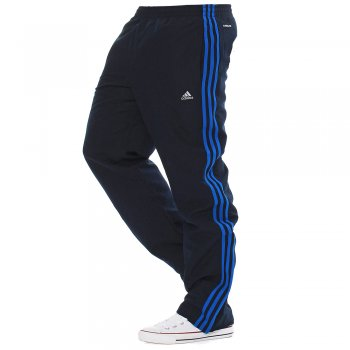 Adidas Essentials Climalite Dark Navy / Blue (N200) Mens Tracksuit Bottoms Joggers