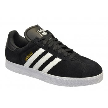 Adidas Gazelle 2 Suede Black / White (Z-B) G96682 Mens Trainers