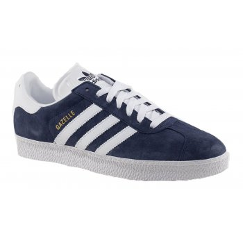 Adidas Gazelle II Suede  Navy / White (Z159) 034581 Mens Trainers