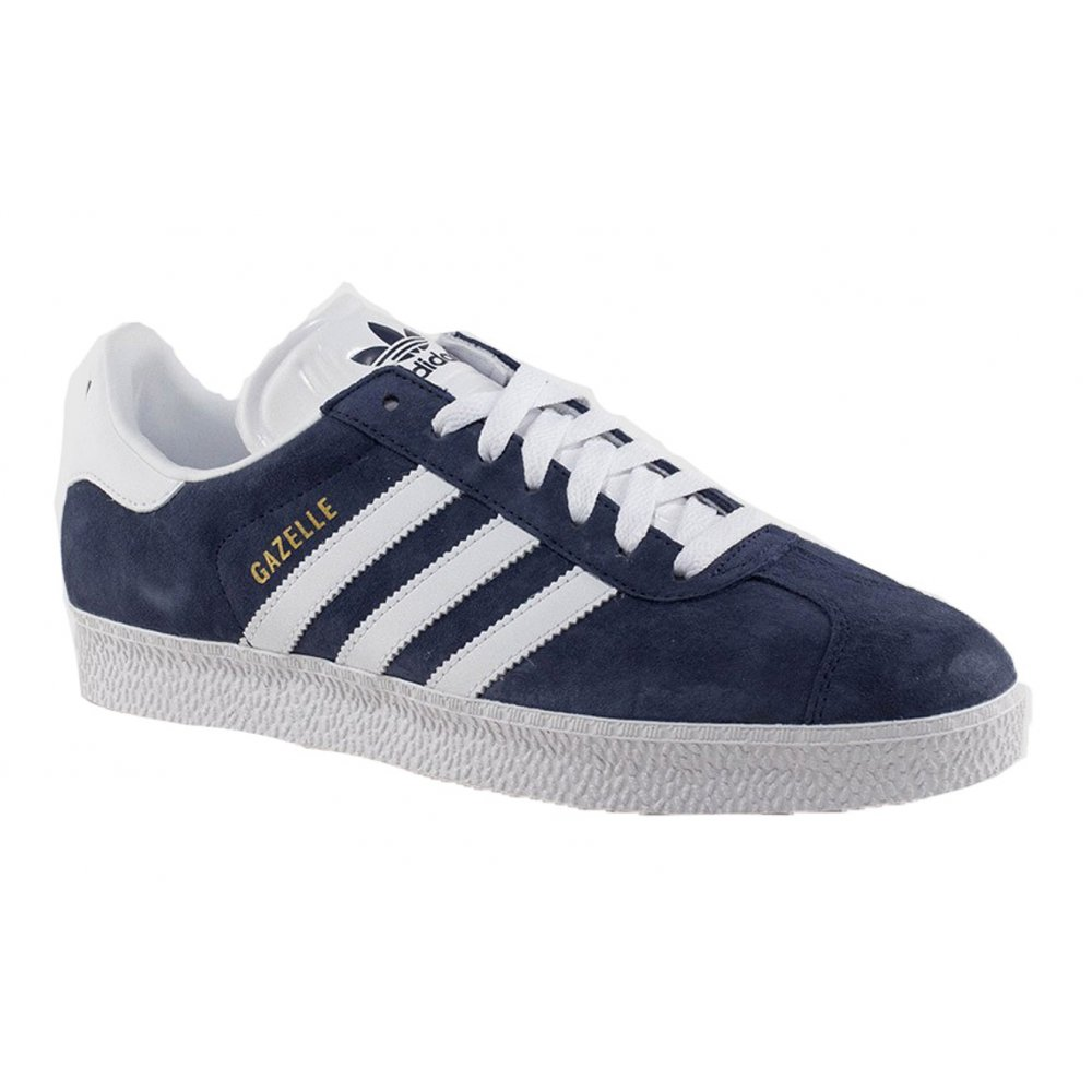 pretty cheap nice cheap hot new products Adidas Adidas Gazelle II Suede Navy / White (Z159) 034581 ...