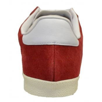 timeless design c107a cf846 Adidas Adidas Gazelle OG Suede Red   White (C6) G04117 Mens Trainers -  Adidas from Pure Brands UK UK