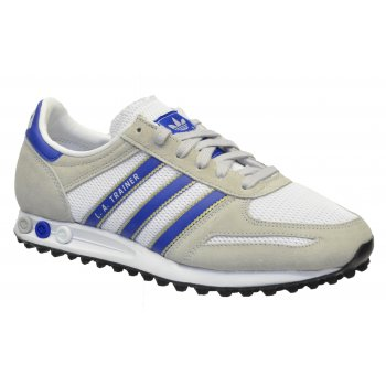Adidas LA Stonegrey / Royal / White (Z4) M29506 Mens Trainers