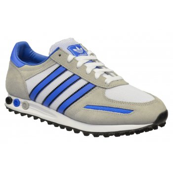Adidas LA Whte / Blue / Black (Z169) M18223 Mens Trainers
