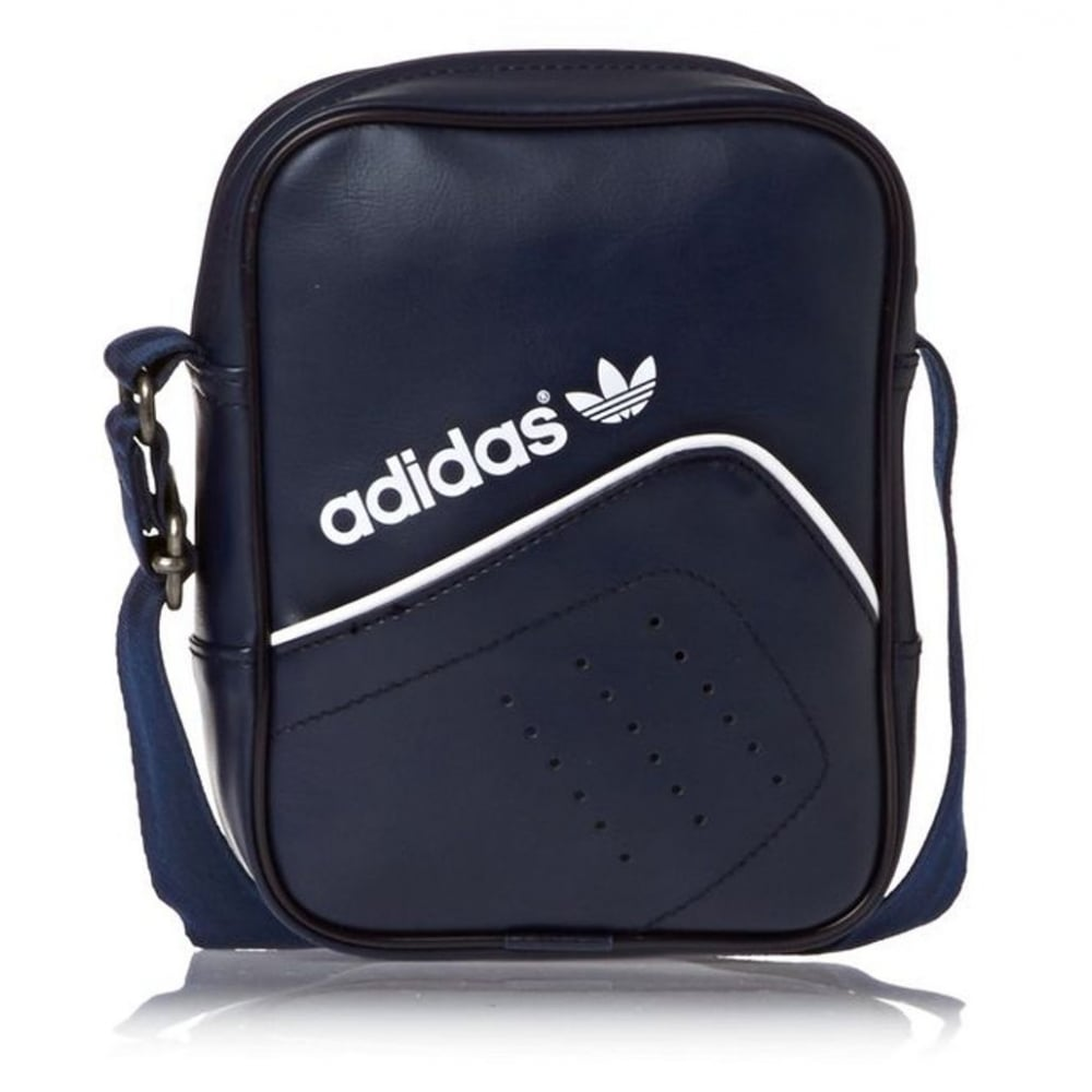 adidas navy man bag