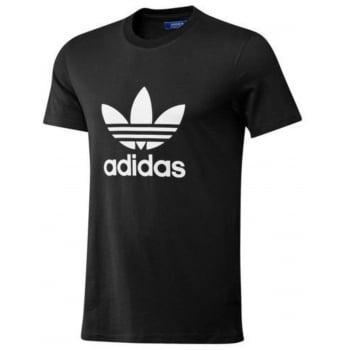 Adidas Original Trefoil Tee Black (A50) AJ8830 Mens Short Sleeve T-Shirts