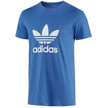 Adidas Original Trefoil Tee Royal (A50) AJ8829 Mens Short Sleeve T-Shirts