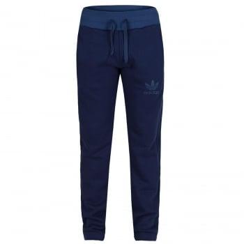 Adidas Originals SPO Fleece Navy (B33) AB7580 Mens Bottoms Tracksuit Trousers Pant