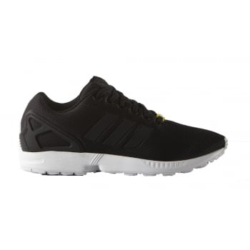 Adidas ORIGINALS ZX FLUX TORSION Black / White (Z5) M19840 Mens Trainers