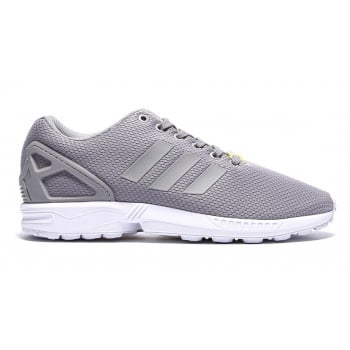 Adidas ORIGINALS ZX FLUX TORSION Grey (Z26) M19838 Mens Trainers