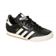 Adidas Samba Super Leather Black / White (Z30) 019099 Mens Trainers