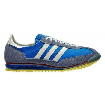 Adidas SL 72 Vin Royal / Slate Grey / White (Z19) 909495 Mens Trainers