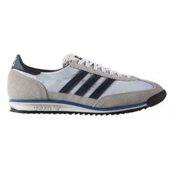 Adidas SL 72 White / Navy / Royal (UX1) S78999 Mens Trainers