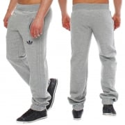 Adidas SPO Fleece Marl Grey (Z102) X52496 Mens Bottoms Tracksuit Trousers Pant