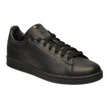 Adidas Adidas Stan Smith Black / Black (K5) M20327 Mens Trainers