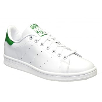 Adidas Stan Smith White / Green (Z2) M20324 Mens Trainers