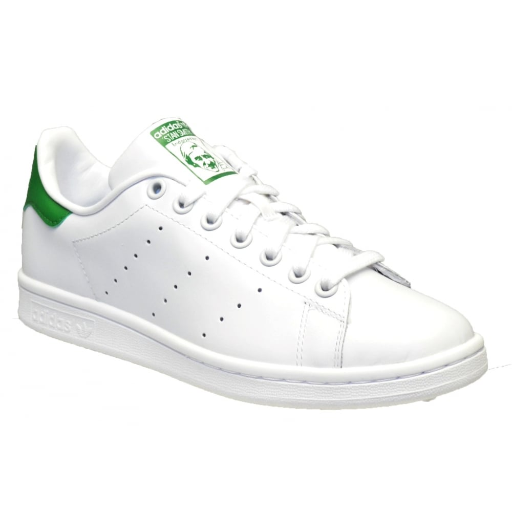 adidas adidas stan smith white green z2 m20324 mens trainers adidas from pure brands uk uk. Black Bedroom Furniture Sets. Home Design Ideas