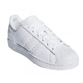 Adidas Superstar (B23641) Junior White (Z26) Trainers
