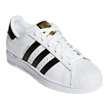 Adidas Superstar (C77154) Junior White / Black (Z11) Trainers