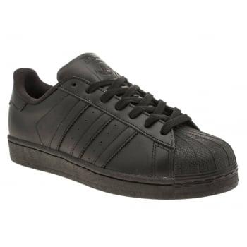 Adidas Superstar Foundation Black / Black (N82) AF5666 Mens Trainers
