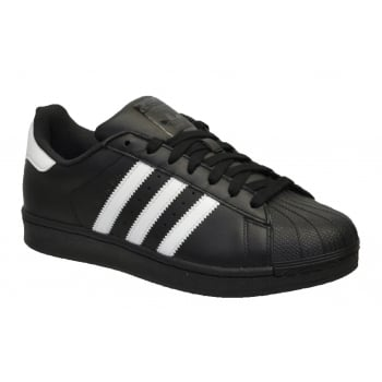 Adidas Superstar Foundation Black / White (C1) B27140 Mens Trainers