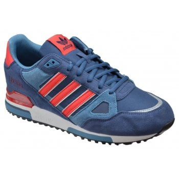Adidas ZX 750 Suede Conavy / Red (UX9) M18260 Mens Trainers