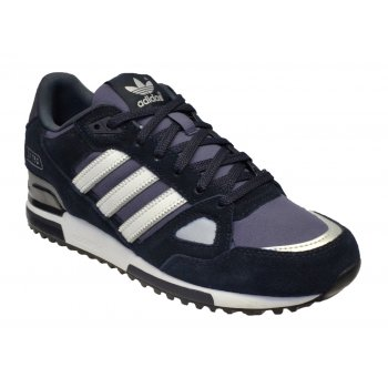 Adidas ZX 750 Suede Navy / White (Z102) G40159 Mens Trainers