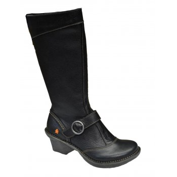ART The Art Comapny Oteiza Gaucho Black (N9-a) Ladies Boots All Sizes