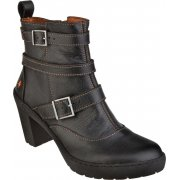 The Art Comapny Travel Gaucho Black (Z-18) Womens Ankle Boots All Sizes