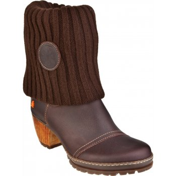 ART The Art Company Oslo Grain Brown 0503 (Z21) Womens Boots All Sizes