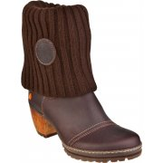 The Art Company Oslo Grain Brown 0503 (Z21) Womens Boots All Sizes