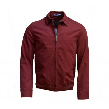 Ben Sherman Harrington MF10589-H49 Sundriede Tomato (E3) Jacket